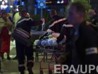 Количество жертв нападения в Ницце возросло
