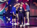 На YouTube показали, за кого болели звезды Лиги Смеха в финале