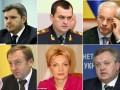 ТОП-20 чиновников Украины, которые живут не по средствам