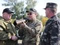 Губернатор Херсонской области взял в руки гранатомет (фото)