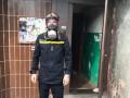 В подвале травили тараканов: Эвакуировать пришлось всю многоэтажку в Черкассах