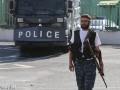 В Ереване освободили здание полка патрульных