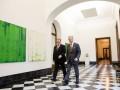 Король Бельгии рассказал Порошенко, как спал на полу в киевской квартире