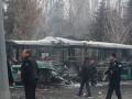В Турции возле университета взорвался заминированный автомобиль