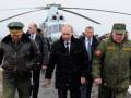Военные РФ возвращаются в пункты постоянной дислокации после проверки