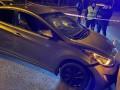 Ночная погоня в Киеве: Нарушитель пытался застрелиться