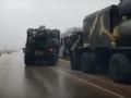 Возле Керчи передвигаются ракетные комплексы Бал, ожидаются С-400