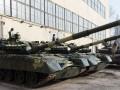 Укроборонпром показал проверку танков перед отправкой на Донбасс