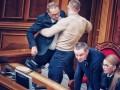 Тимошенко VS Разумков: в Раде произошла потасовка из-за рынка земли