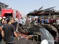 Боевики Исламского государства взяли на себя ответственность за взрыв в Багдаде