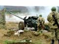 Во Львовской области мобилизованные бойцы проходят боевое слаживание