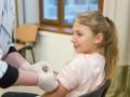 В Украине растет число заболевших корью