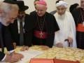 Представители трех религий подписали декларацию