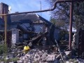 В Первомайске от обстрела погибла семья из пяти человек (видео)