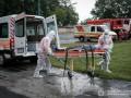 В Украине втрое выросло число больных с пневмонией