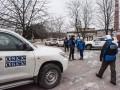 ОБСЕ запретили общаться с жителями Горловки
