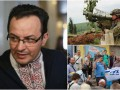 Итоги 19 июня: голодовка Березюка, план по Донбассу и Саакашвили в зеленке