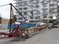 В центре Ровно упал строительный кран