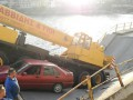 В Греции обрушилась часть автомобильного моста
