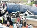 В Нигерии автобус столкнулся с грузовиком: погибли 22 ребенка