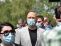 Шмыгаль выступает за создание СЭЗ на Донбассе
