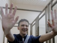 Савченко похудела на 17 килограмм – сестра нардепа