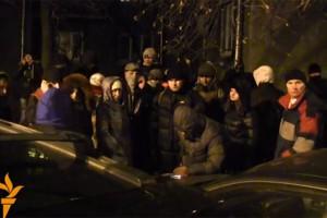 Митингующие требовали выплаты обещанного вознаграждения