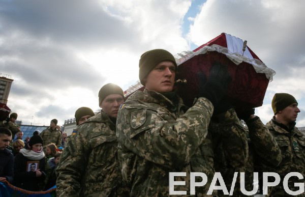 В Минобороны назвали небоевые потери ВСУ на Донбассе