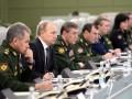 Путин поставил на командные должности в ВС РФ воеваших на Донбассе