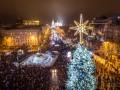 Стало известно, какая погода будет в новогоднюю ночь в Украине