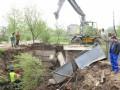 В Черновцах обрушилась часть жилого дома