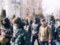 """""""Нацкорпус"""" продолжает преследовать Порошенко в Чернигове"""