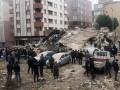 В Стамбуле обрушилась многоэтажка: есть жертвы