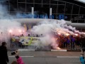 Азовцы продолжили протест в аэропорту Борисполь