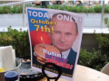 Российские каналы показали сюжет о