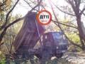 В киевский Сырецкий парк незаконно вывозят мусор