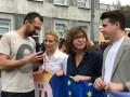 Евродепута Хармс разыграли: от имени Порошенко обещали легализовать ЛГБТ в Украине