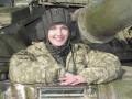 В украинских танковых войсках впервые появились девушки