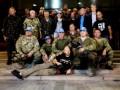 В Днепропетровск из плена вернулись 25 военных (фото)