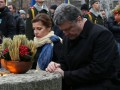 Порошенко сравнил преступления террористов со сталинским геноцидом
