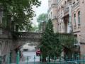В Киеве разрушается старинный замок (фото)