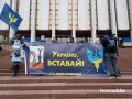 В Феофанию к Зеленскому едут активисты