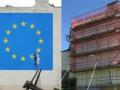 Британцы закрасили граффити Бэнкси, посвященные Brexit