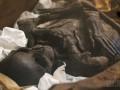 В Киеве представили обнаруженную в Лавре египетскую мумию