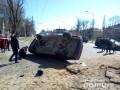 В Сети показали момент взрыва в Одессе