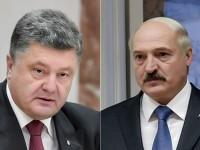 Порошенко и Лукашенко решили активизировать политический диалог