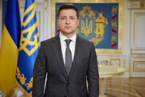 Зеленский предложил Путину встречу на Донбассе