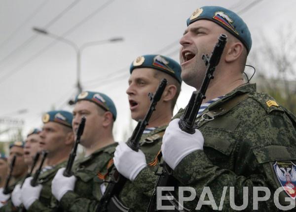 Украина не поддержит ввод миротворцев на условиях Путина