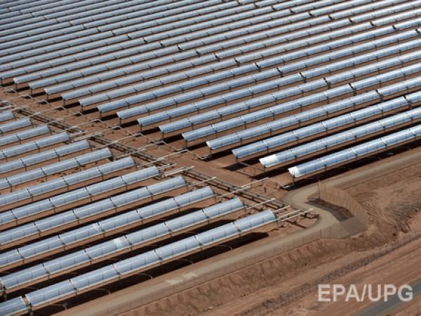 ВМарокко открыли крупнейшую вмире солнечную станцию