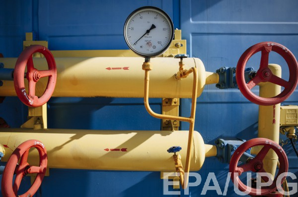 Украина и Россия подписали документ по транзиту газа